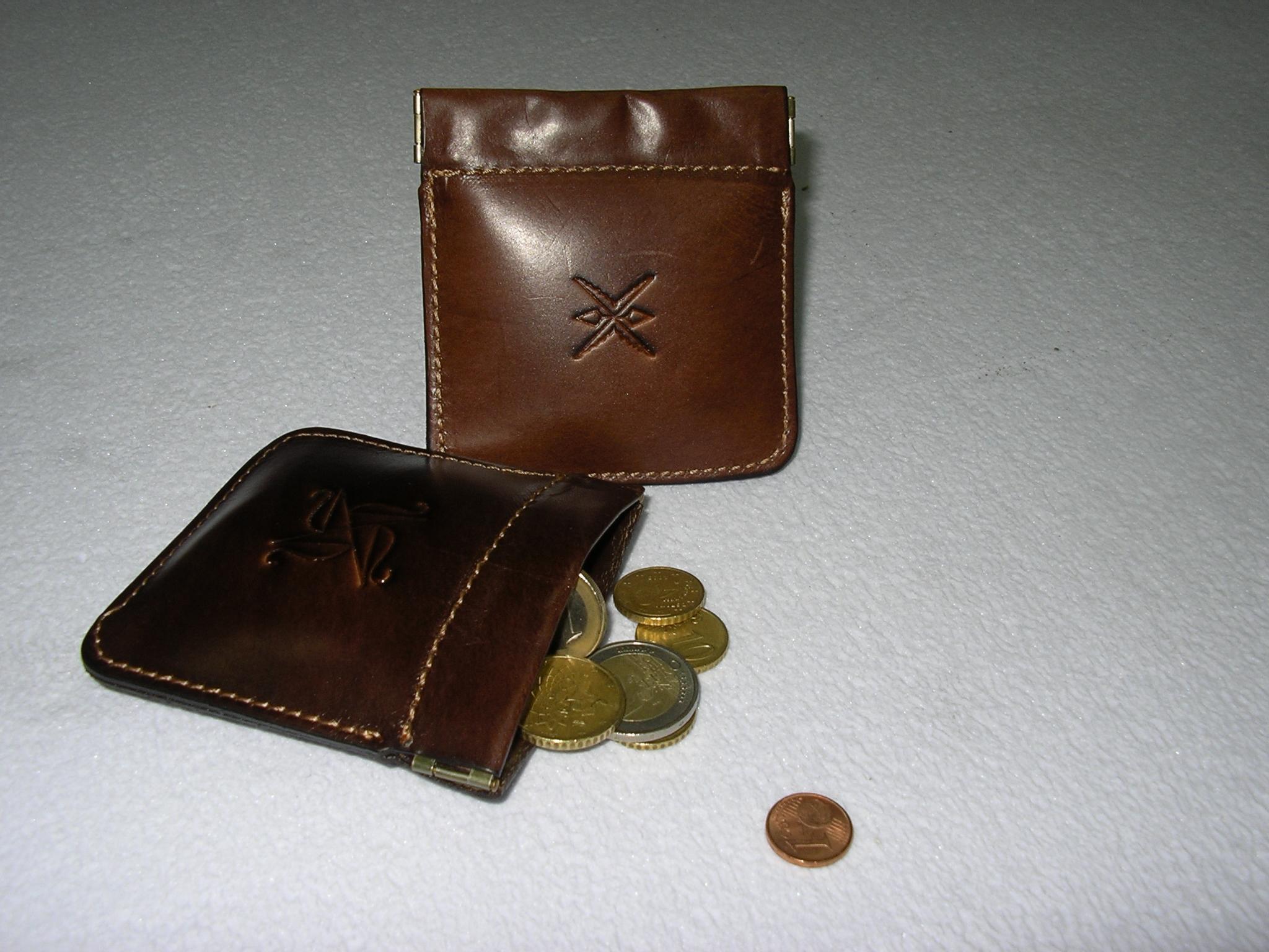 c3ad2de150 Portamonete : Borsellino Portamonete Clip Clap